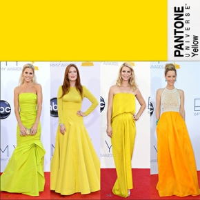RED CARPET FASHION : EMMY AWARDS 2012